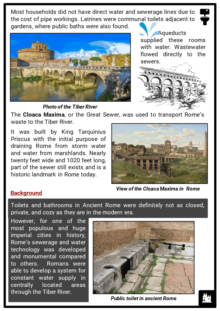 Roman Sewers Resource Collection 2
