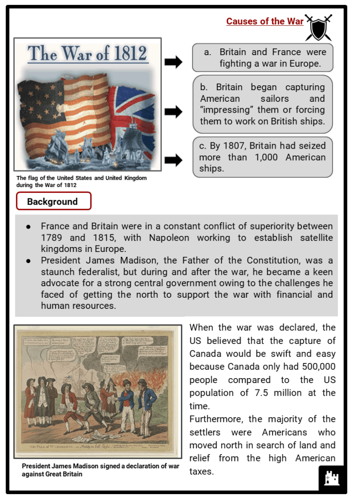 The War of 1812 Resource Collection 2