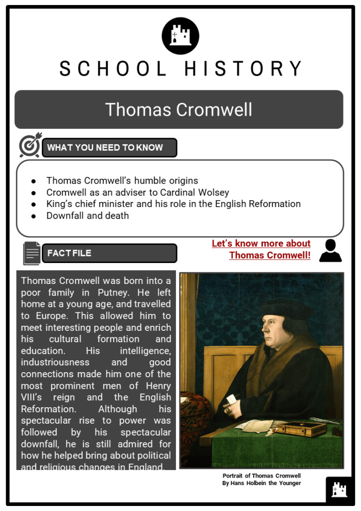 Thomas Cromwell Resource Collection 1
