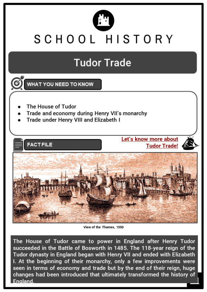 Tudor Trade Resource Collection 1