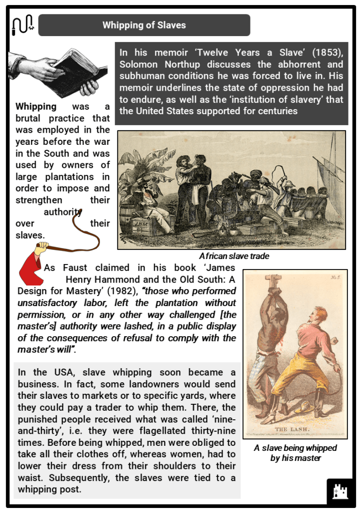 Whipping of Slaves Resource Collection 2