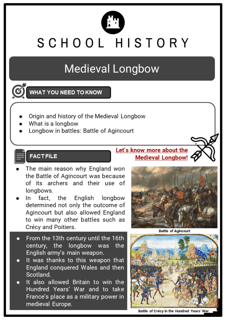 Medieval Longbow Resource Collection 1