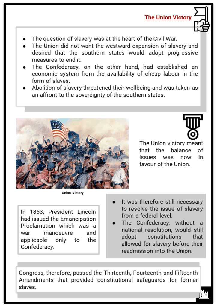 Reconstruction Amendments Resource Collection 2
