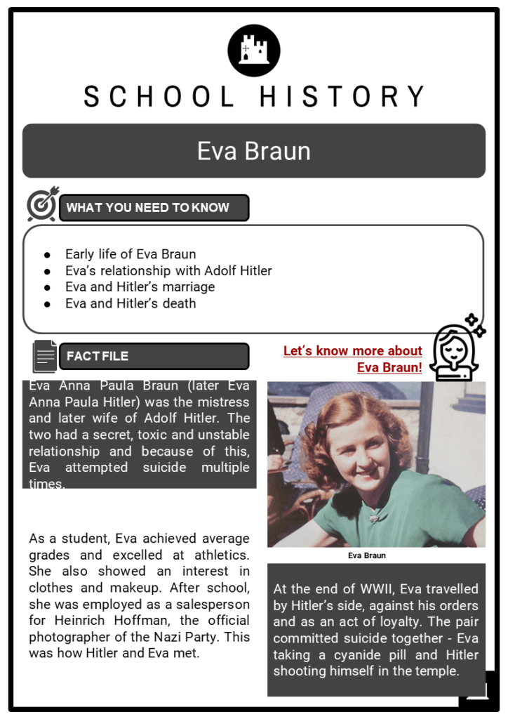 Eva Braun Resource Collection 1