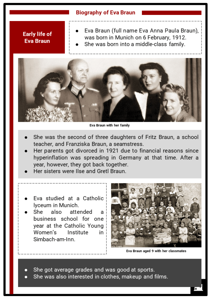 Eva Braun Resource Collection 2