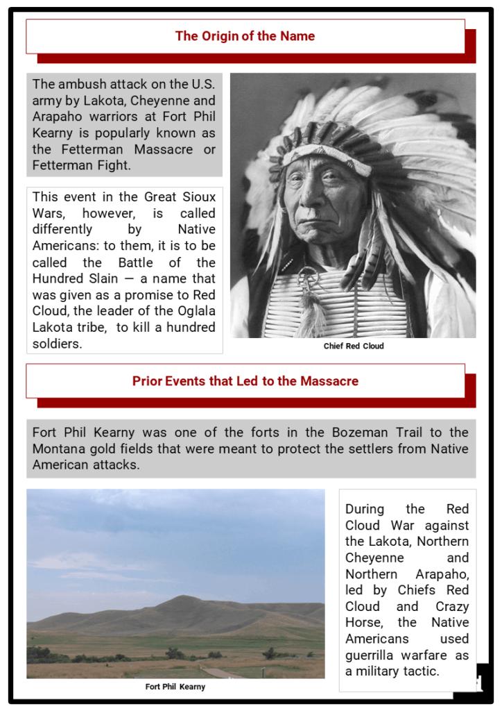 Fetterman Massacre 1866 Resource Collection 2