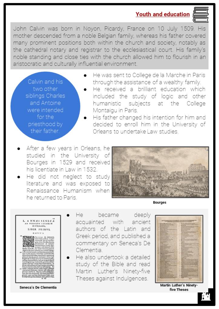 John Calvin Resource Collection 2