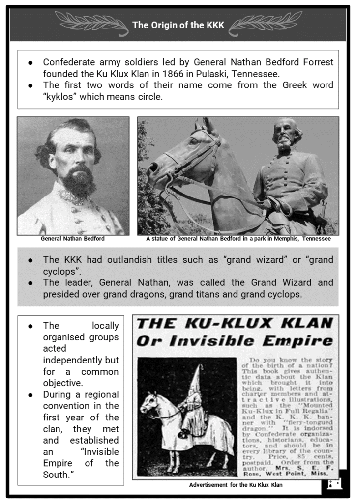 Ku Klux Klan Resource Collection 2
