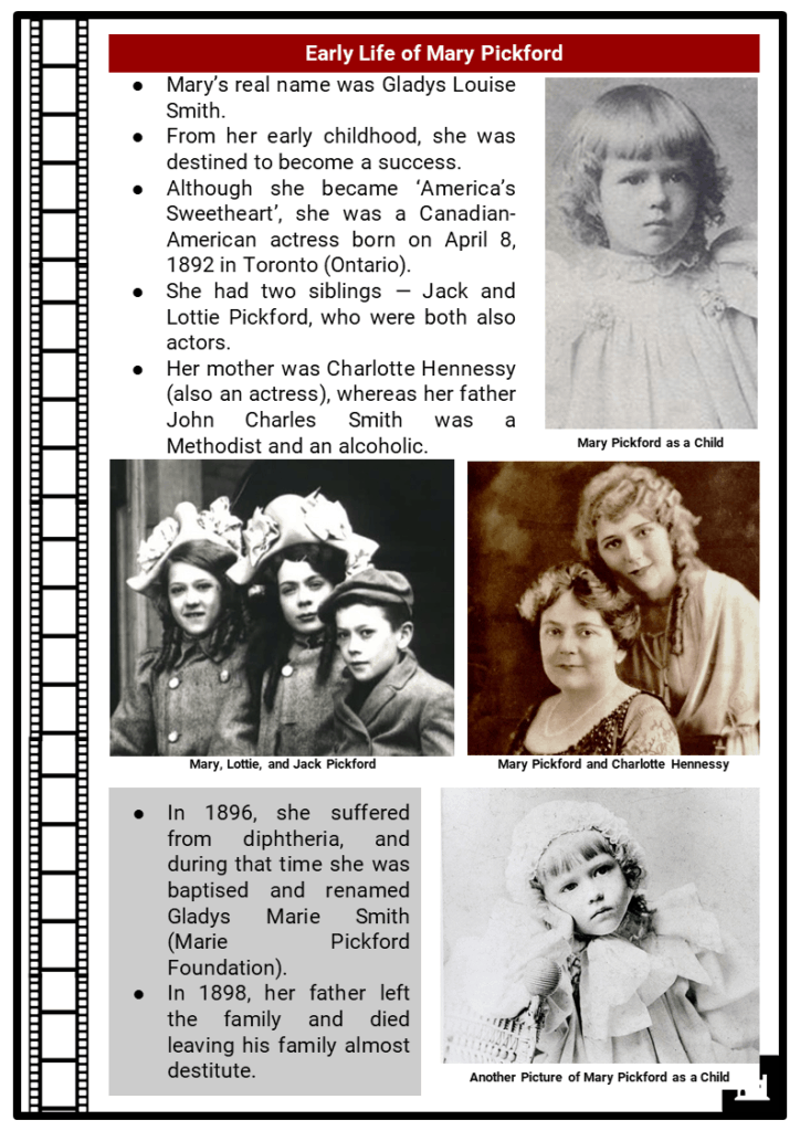 Mary Pickford Resource Collection 2