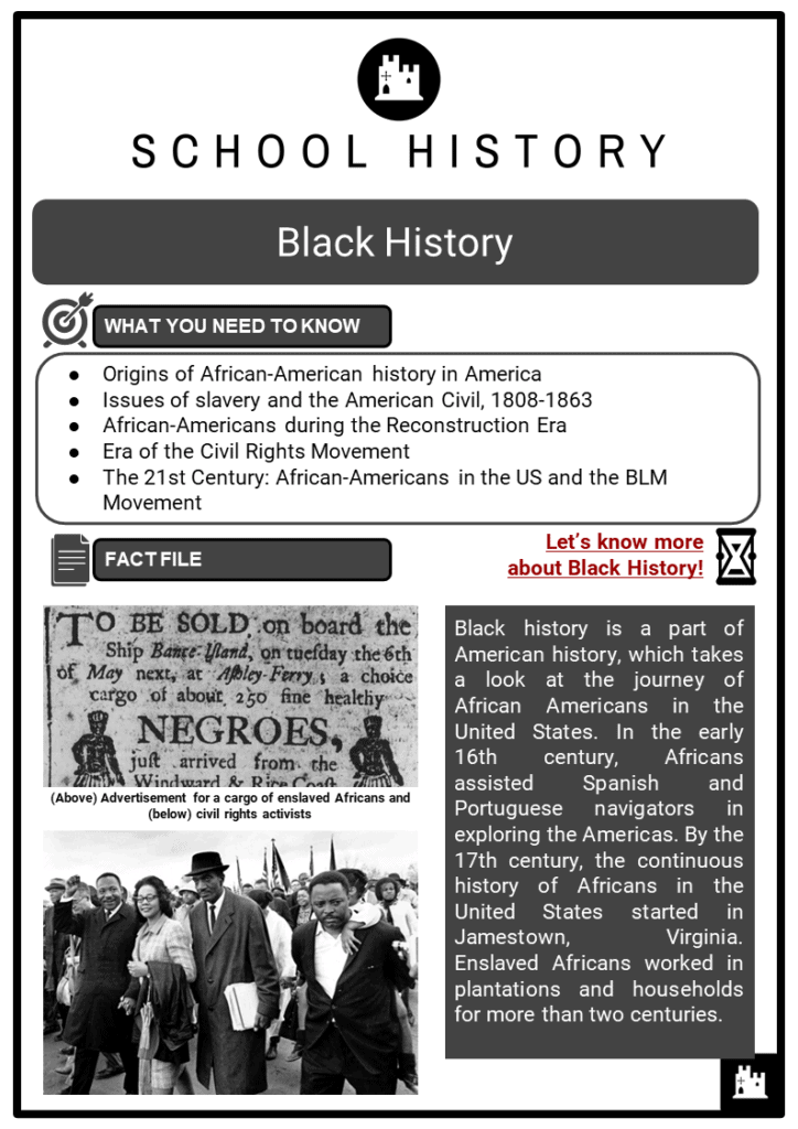 Black History Resource Collection 1