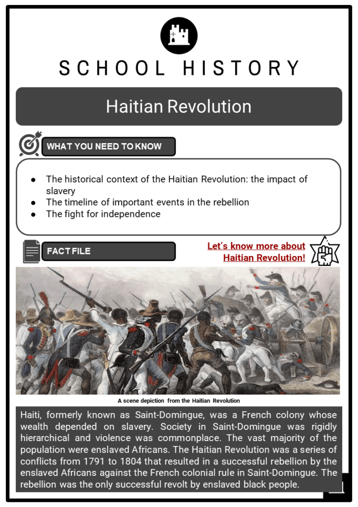 Haitian Revolution Resource Collection 1