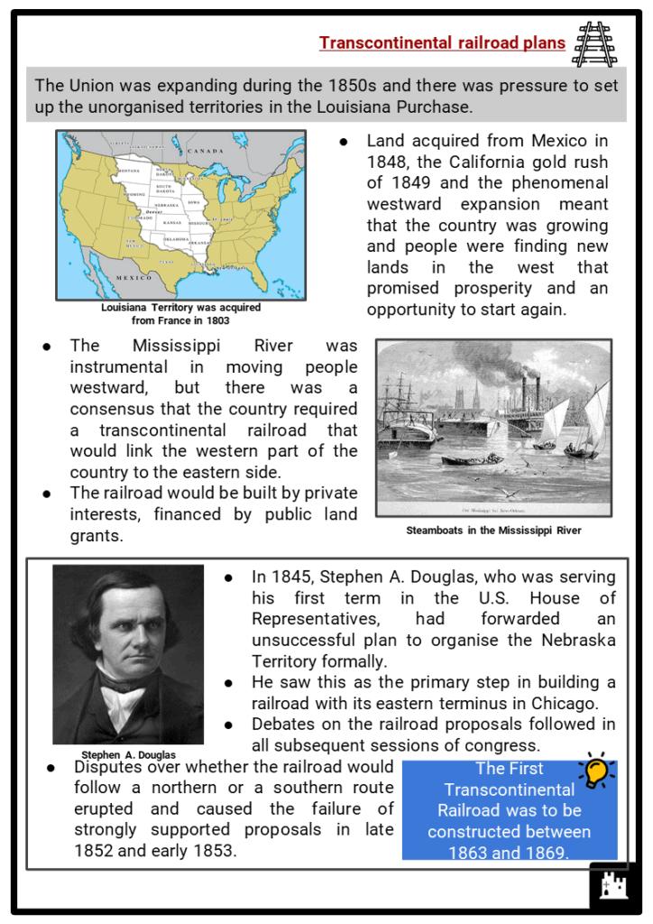 Kansas-Nebraska Act Resource Collection 2