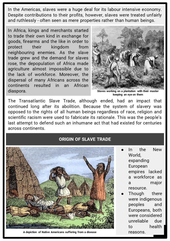 Transatlantic Slave Trade Resource Collection 2