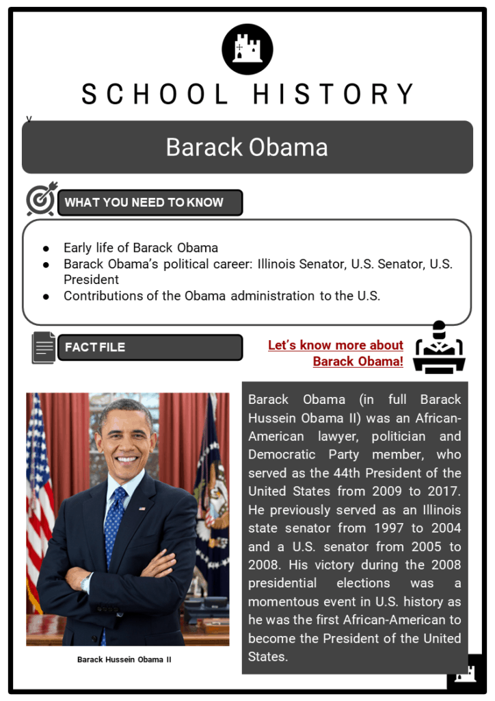 Barack Obama Resource Collection 1