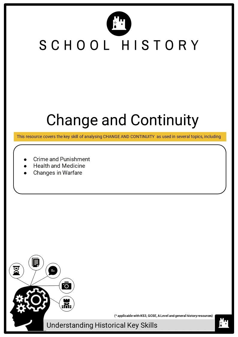 Key skill_Change and Continuity printout