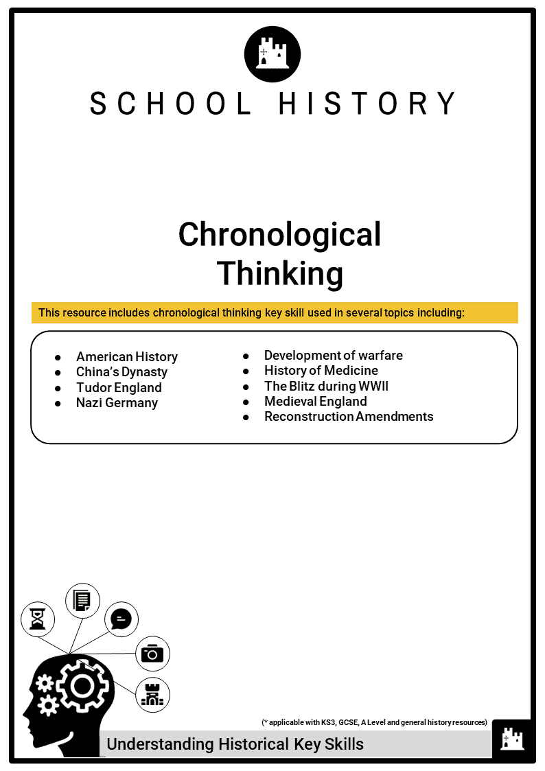 Key skill_Chronological Thinking Printout