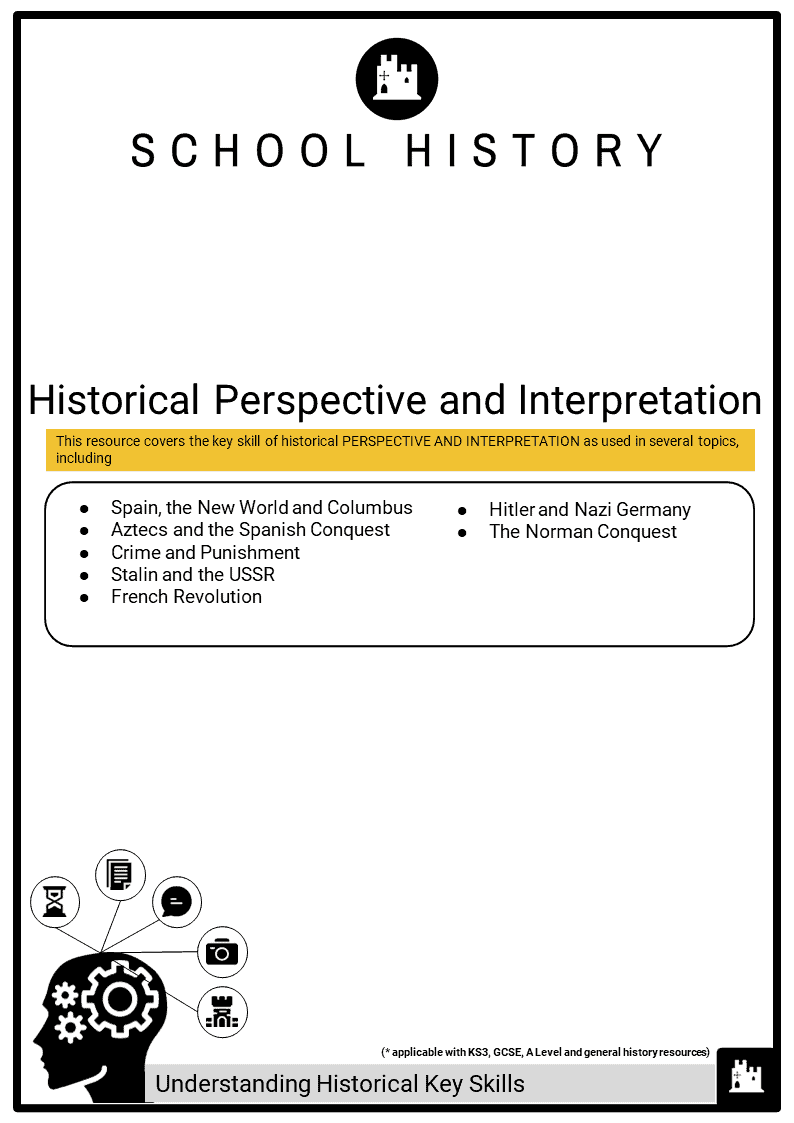 Key skill_Historical Perspective and Interpretation Printout