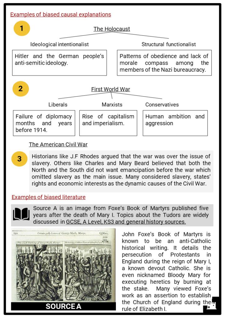 Key skill_Understanding Bias Printout 2