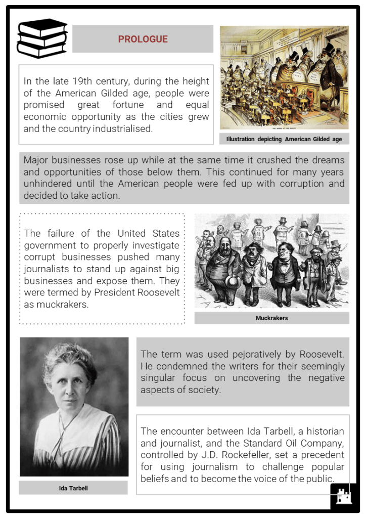 Ida Tarbell Resource Collection 2