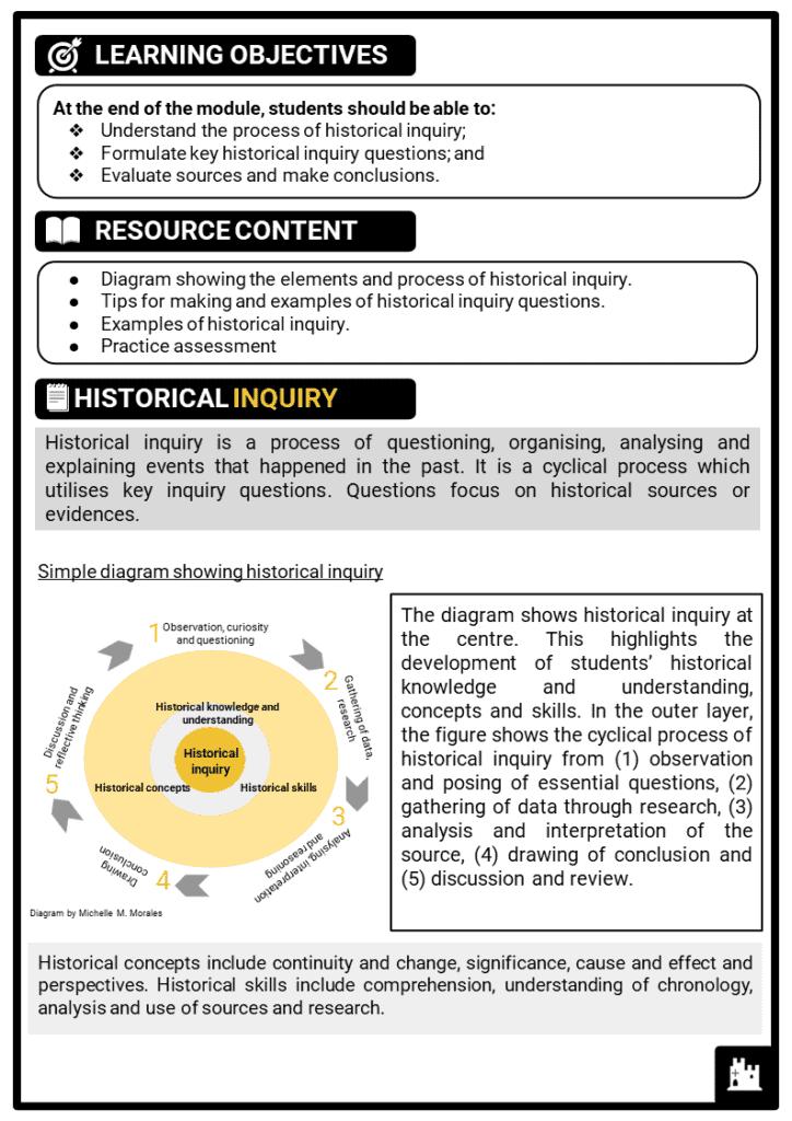 Key skill_Historical Inquiry Printout 1