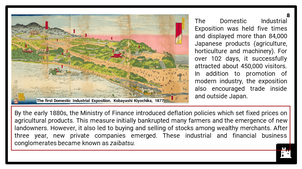 Westernisation and nationalism in Meiji Japan 1868-1912 Presentation 4