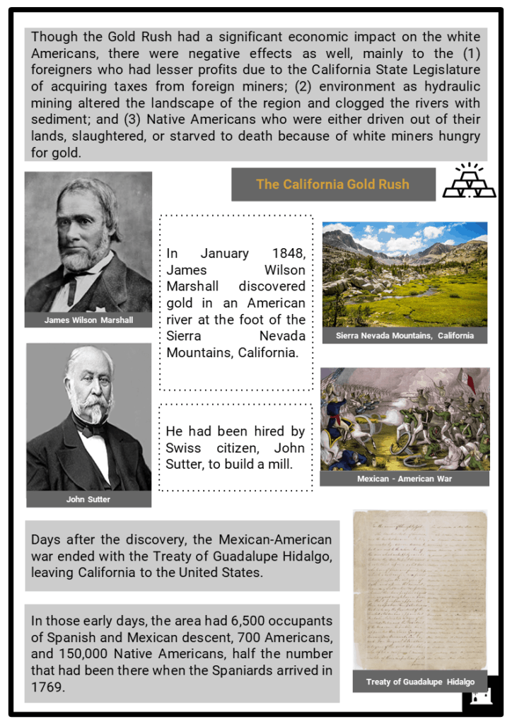 California Gold Rush Resource Collection 2