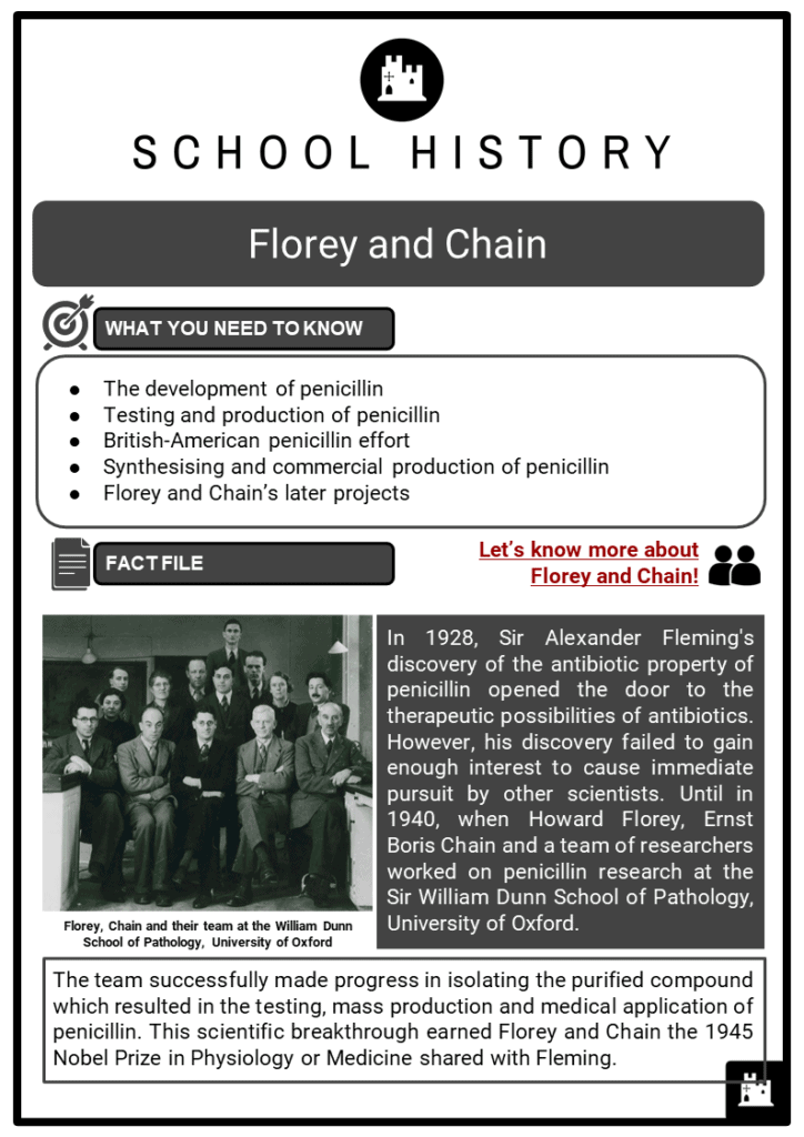 Florey and Chain Resource Collection 1