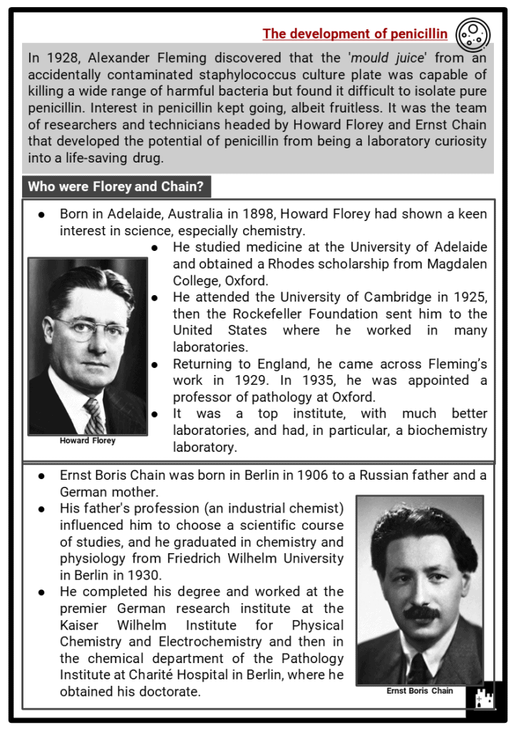 Florey and Chain Resource Collection 2