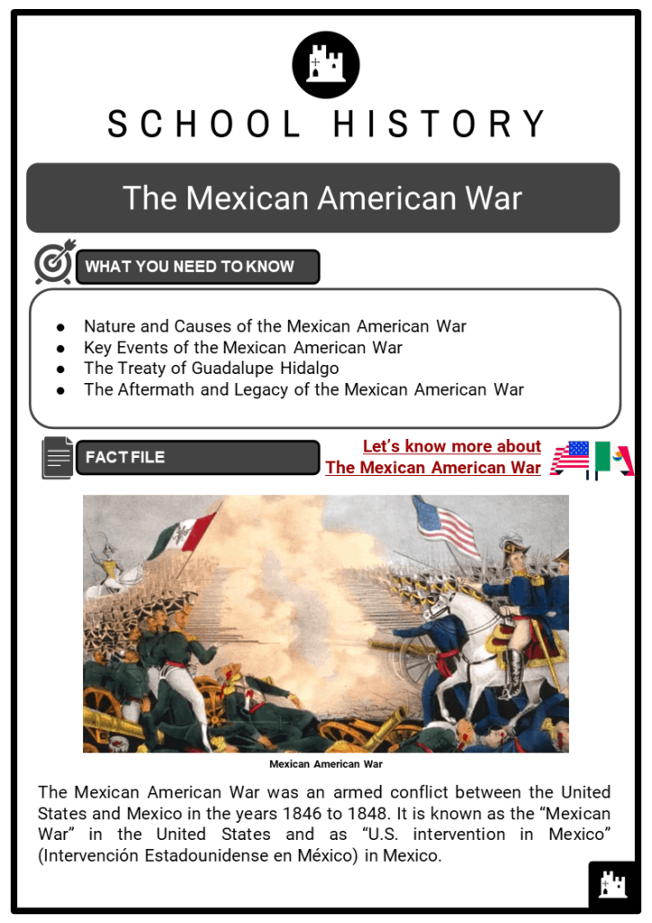 The Mexican American War Resource Collection 1