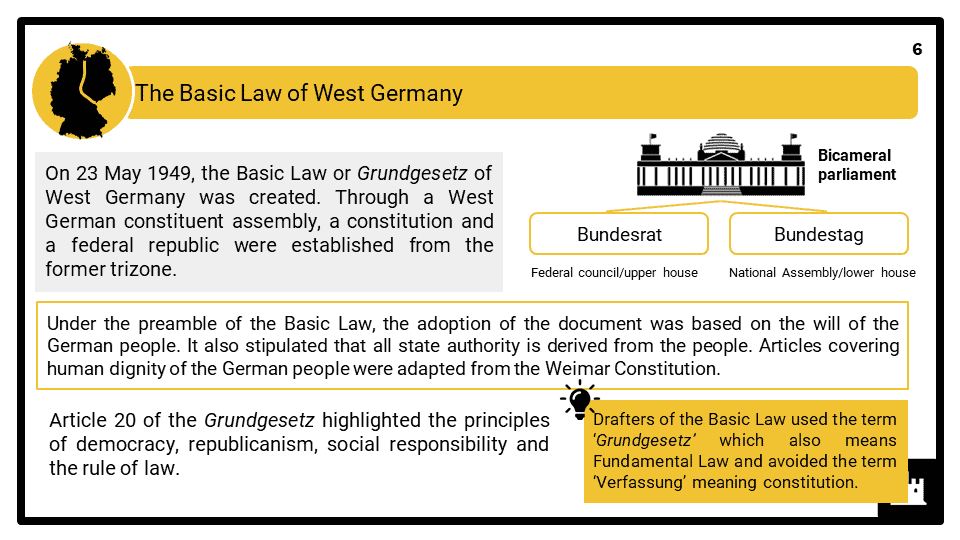 A Level Divided Germany_The Federal Republic and the DDR 1949-196 Presentation 2