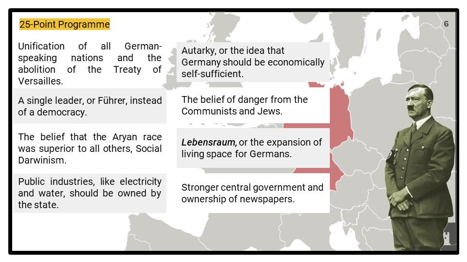 A Level Nazi Germany, 1929-1945 Presentation 1