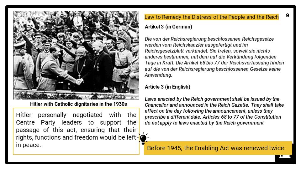 A Level Nazi Germany, 1929-1945 Presentation 4