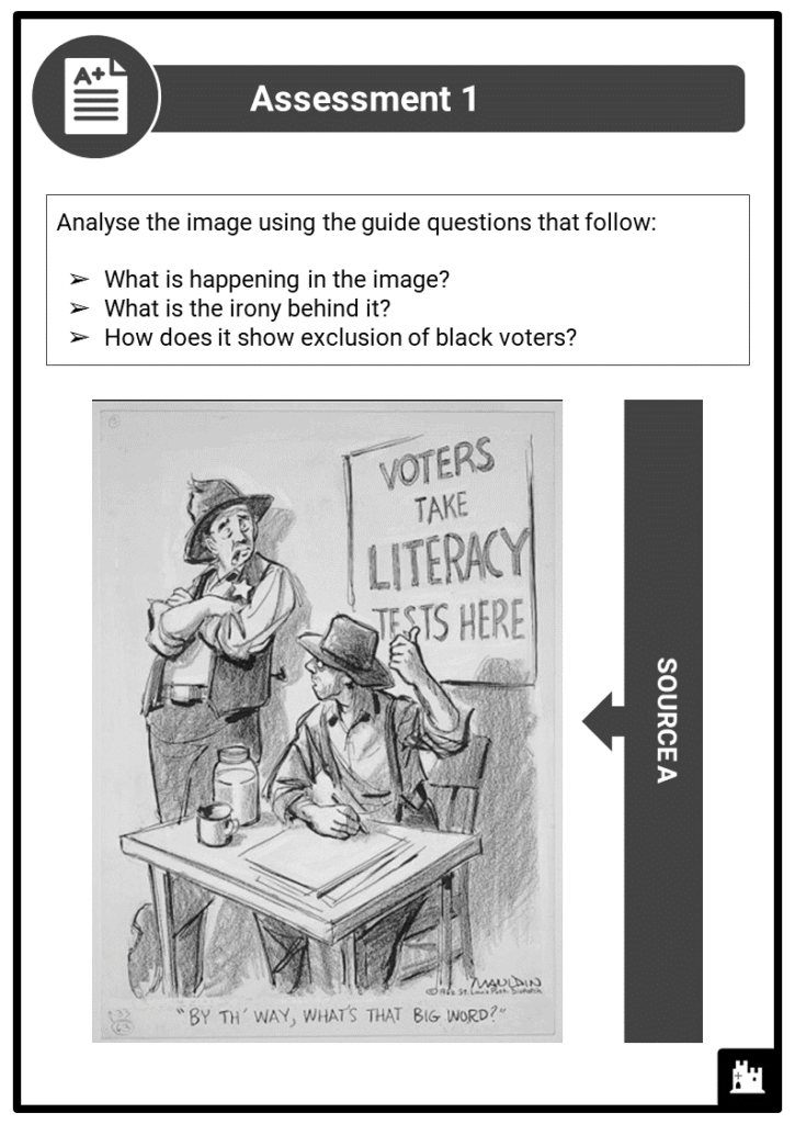 A Level Roosevelt and race relations, 1933-45 Assessment 1