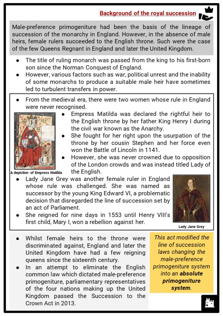 British Queens Resource Collection 2