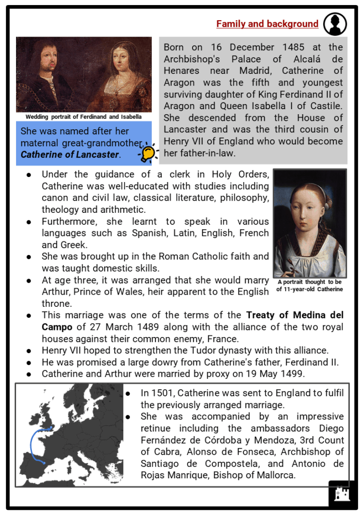 Catherine of Aragon Resource Collection 2