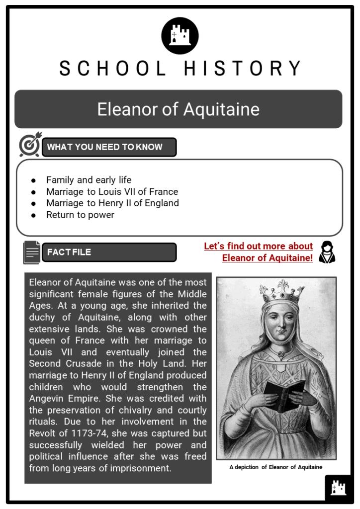 Eleanor of Aquitaine Resource Collection 1