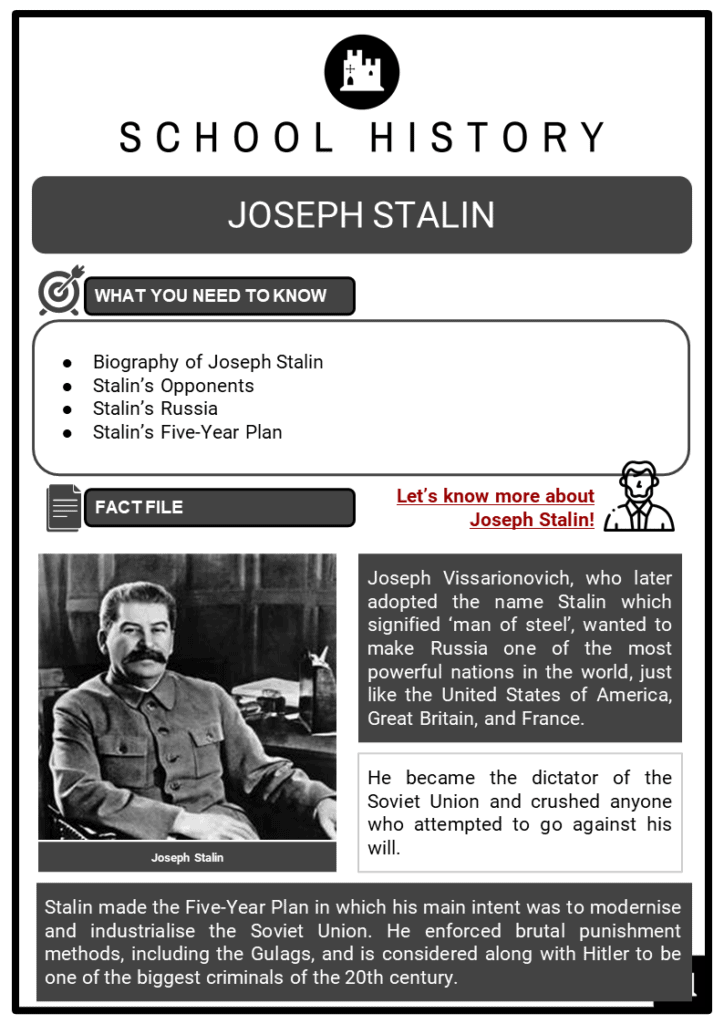 Joseph Stalin Resource Collection 1