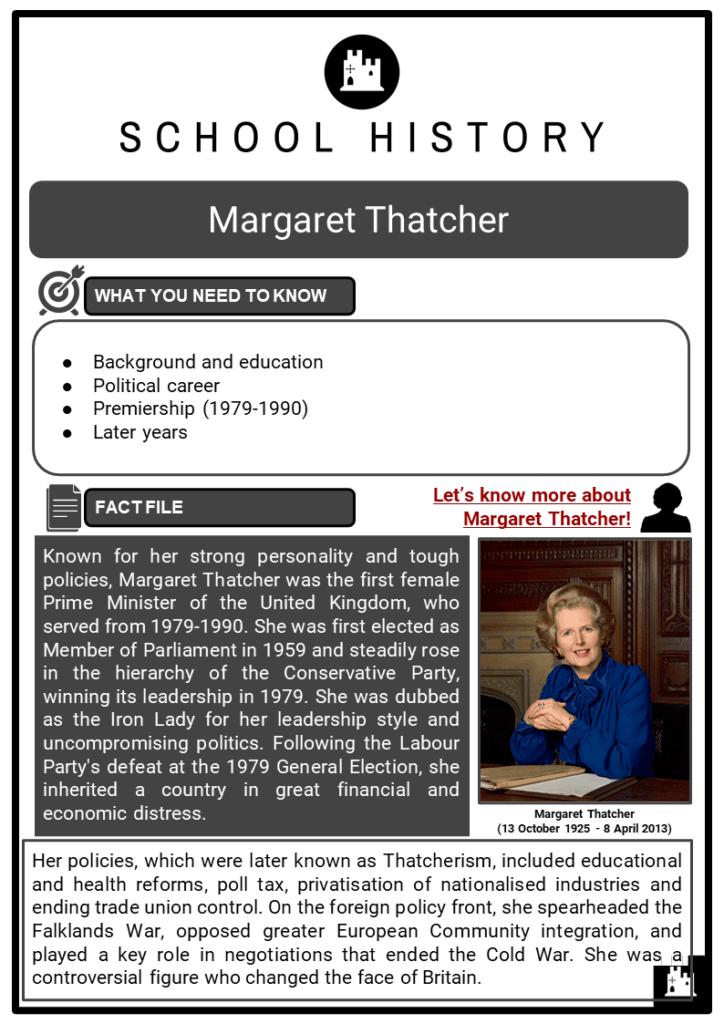 Margaret Thatcher Resource Collection 1