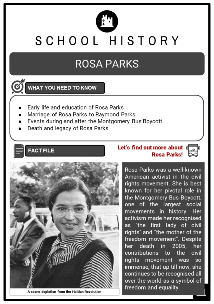 Rosa Parks Resource Collection 1