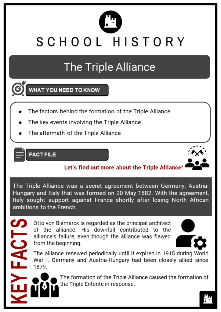 The Triple Alliance Resource Collection 1