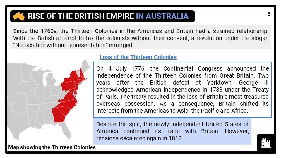 Australia and penal colonies presentation 1