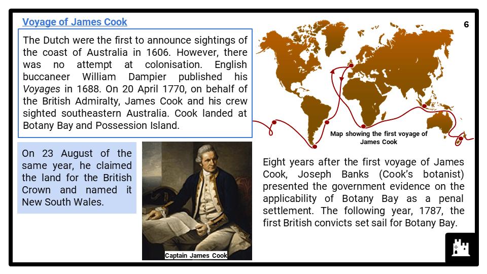 Australia and penal colonies presentation 2