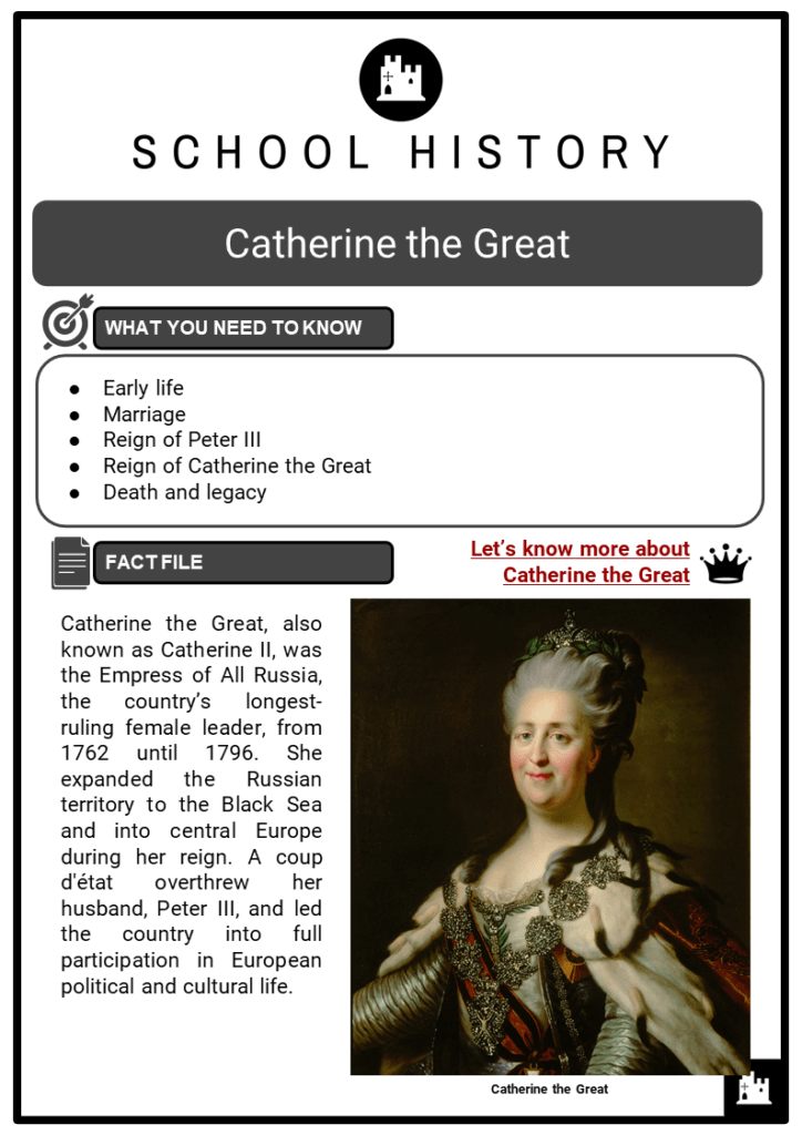 Catherine the Great Resource Collection 1
