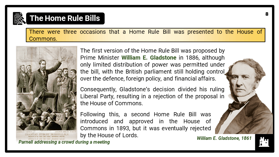 KS3_Area 3_The Irish Home Rule_Presentation 3