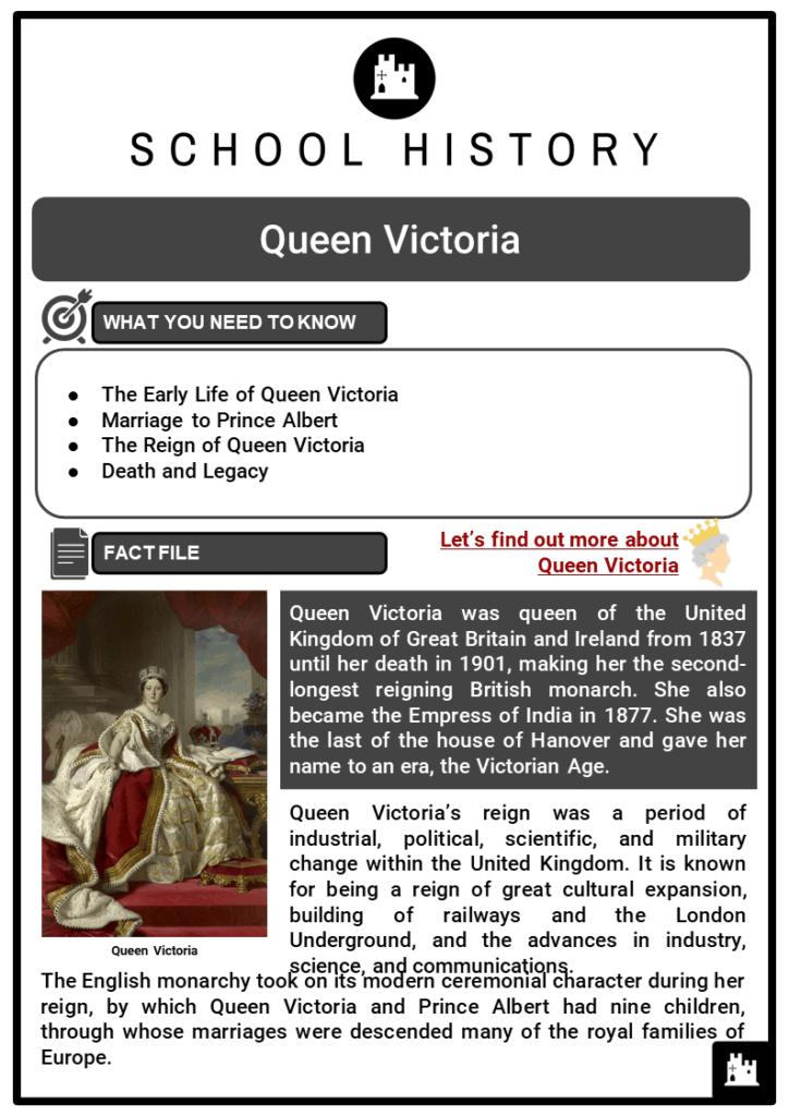 Queen Victoria Resource Collection 1