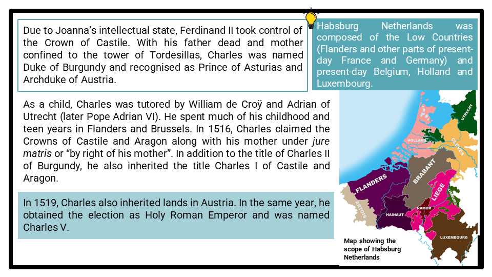 A Level Drive to Great Power Status, 1516-1556 Presentation 1