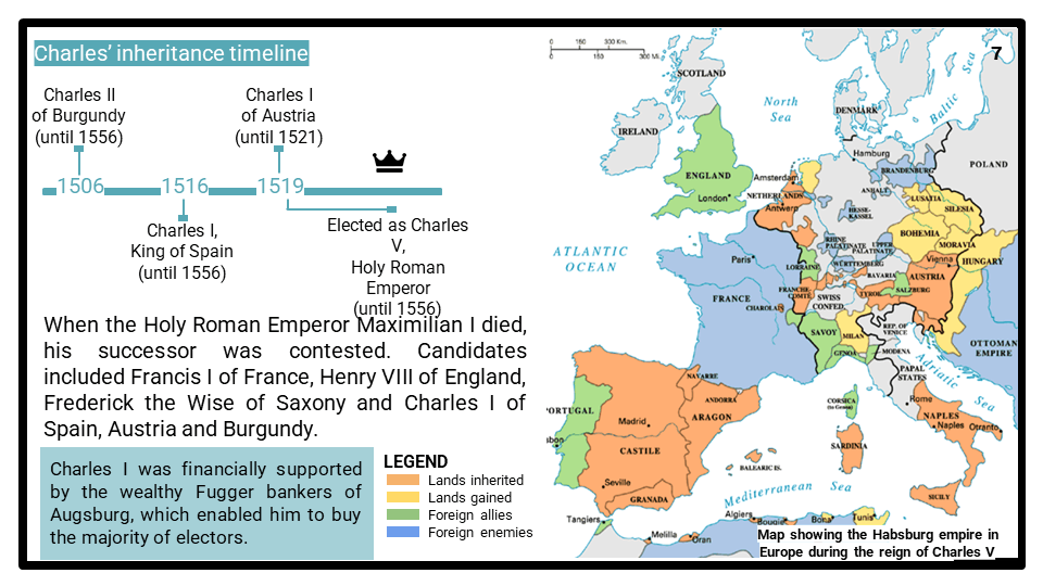 A Level Drive to Great Power Status, 1516-1556 Presentation 2