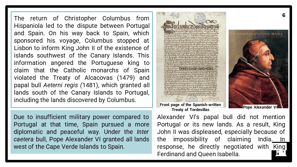 A Level Portuguese encounters and conquest Presentation 2
