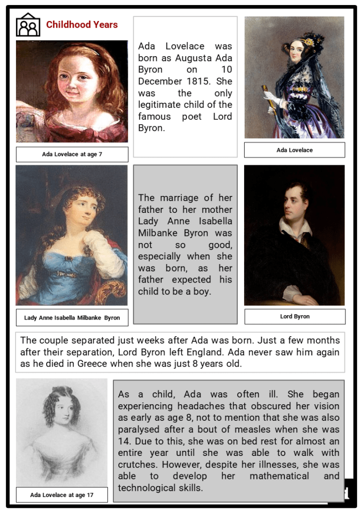Ada Lovelace Resource Collection 2