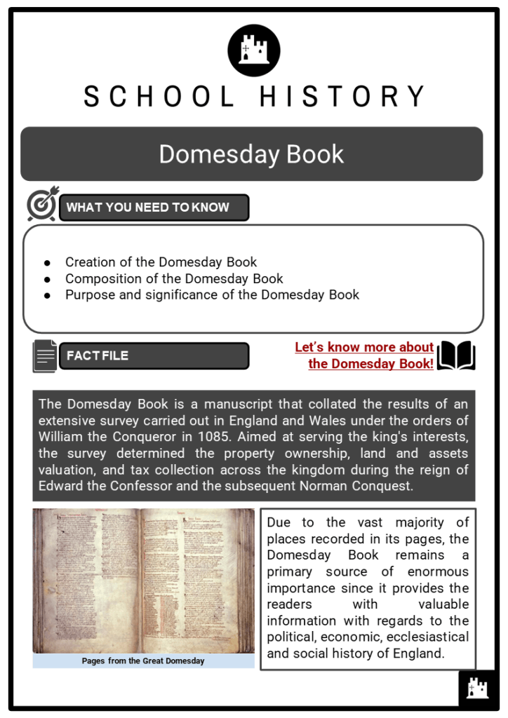 Domesday Book Resource Collection 1